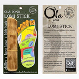 Ola Tropical Apothecary Lomi Stick