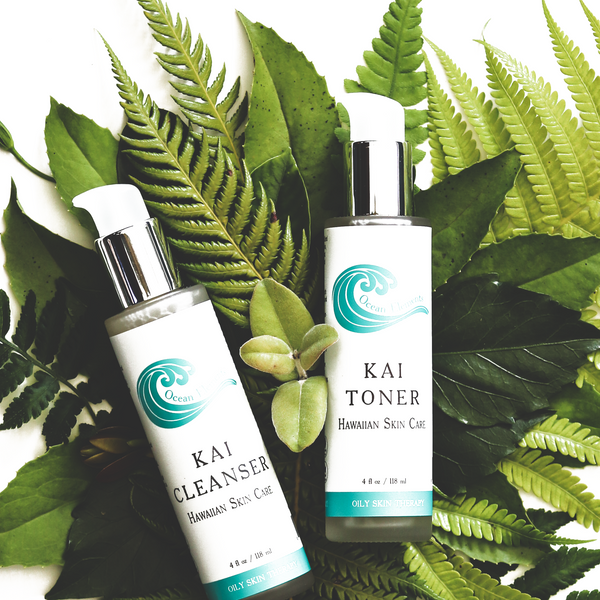 Kai Cleanser & Toner Bundle | 2 - 4 fl oz