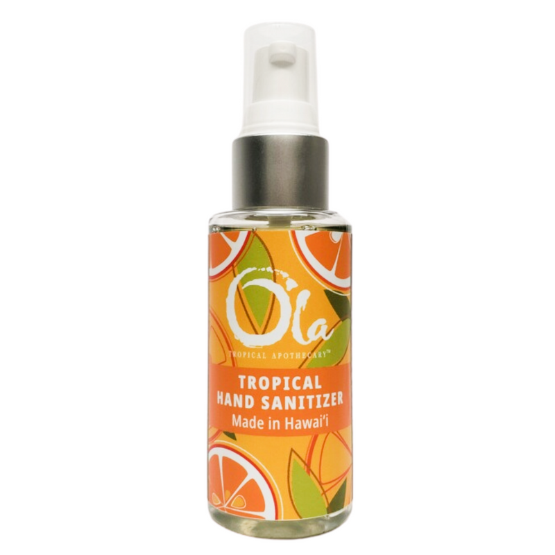 Tropical Hand Sanitizer | 2 fl oz