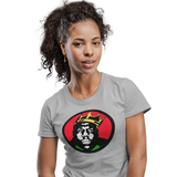 Unisex Heavyweight T Shirt - Notorious BIG (Red, Yellow, Green)