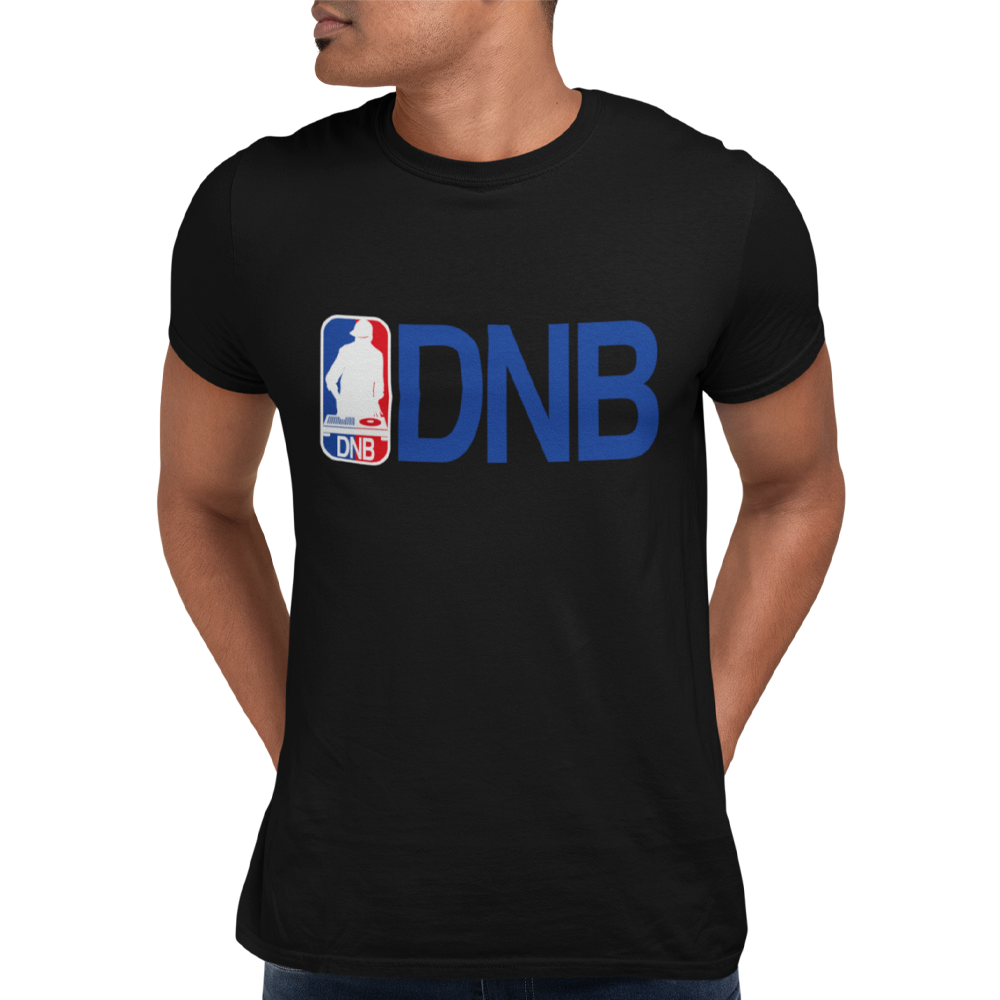 Short Sleeve Unisex T Shirt - DNB - (NBA Style)