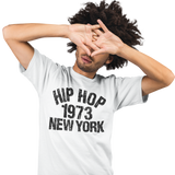 Unisex Heavyweight T Shirt - Hip Hop 1973