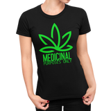 Unisex Heavyweight T Shirt - Medicinal Purposes Only
