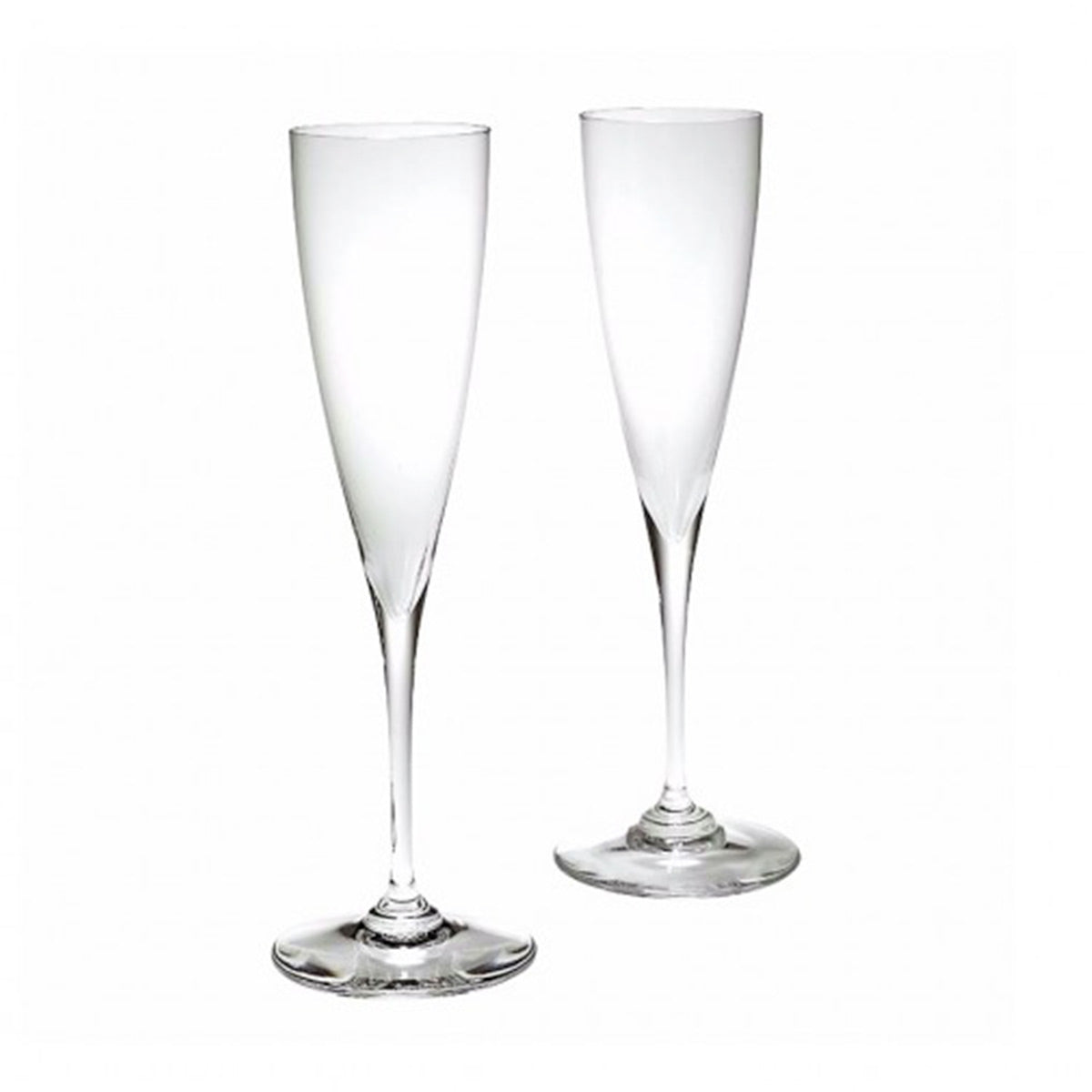 Dom Perignon Flutes, Set of 2