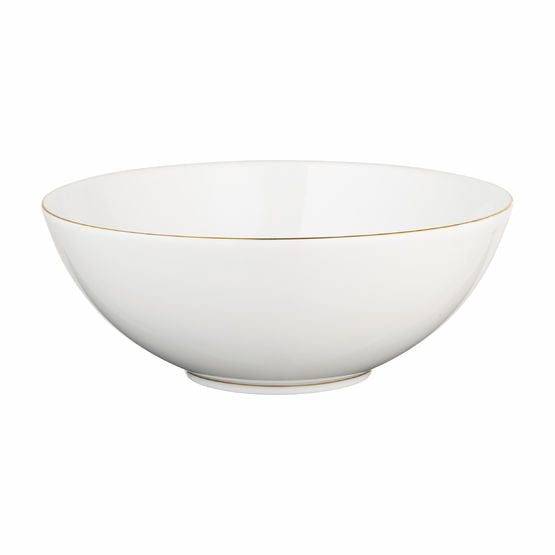 Monceau Gold Salad Bowl, Small