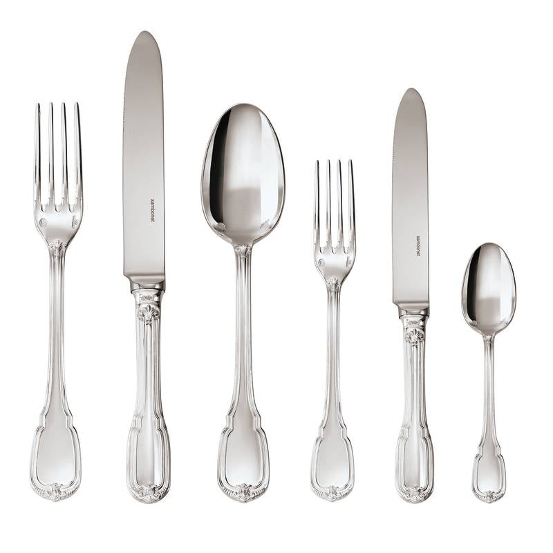 Saint Bonnet 5 Piece Silverware Set