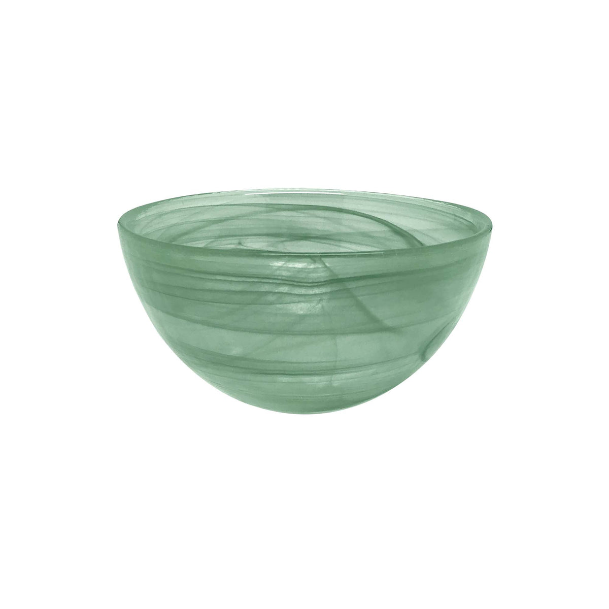 Green Alabaster Small Bowl