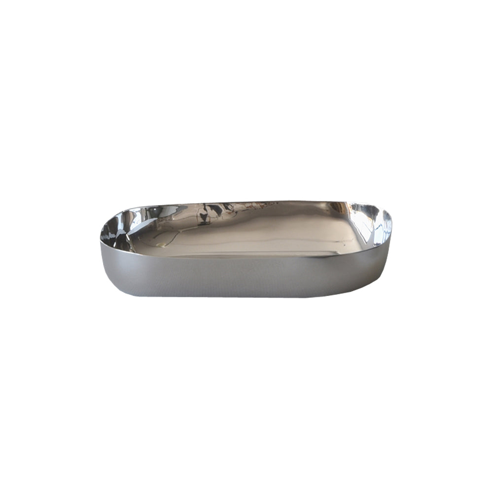 Stainless Steel Pete Dish