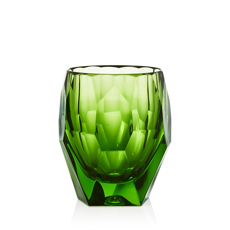 Acrylic Green Large Milly Tumbler