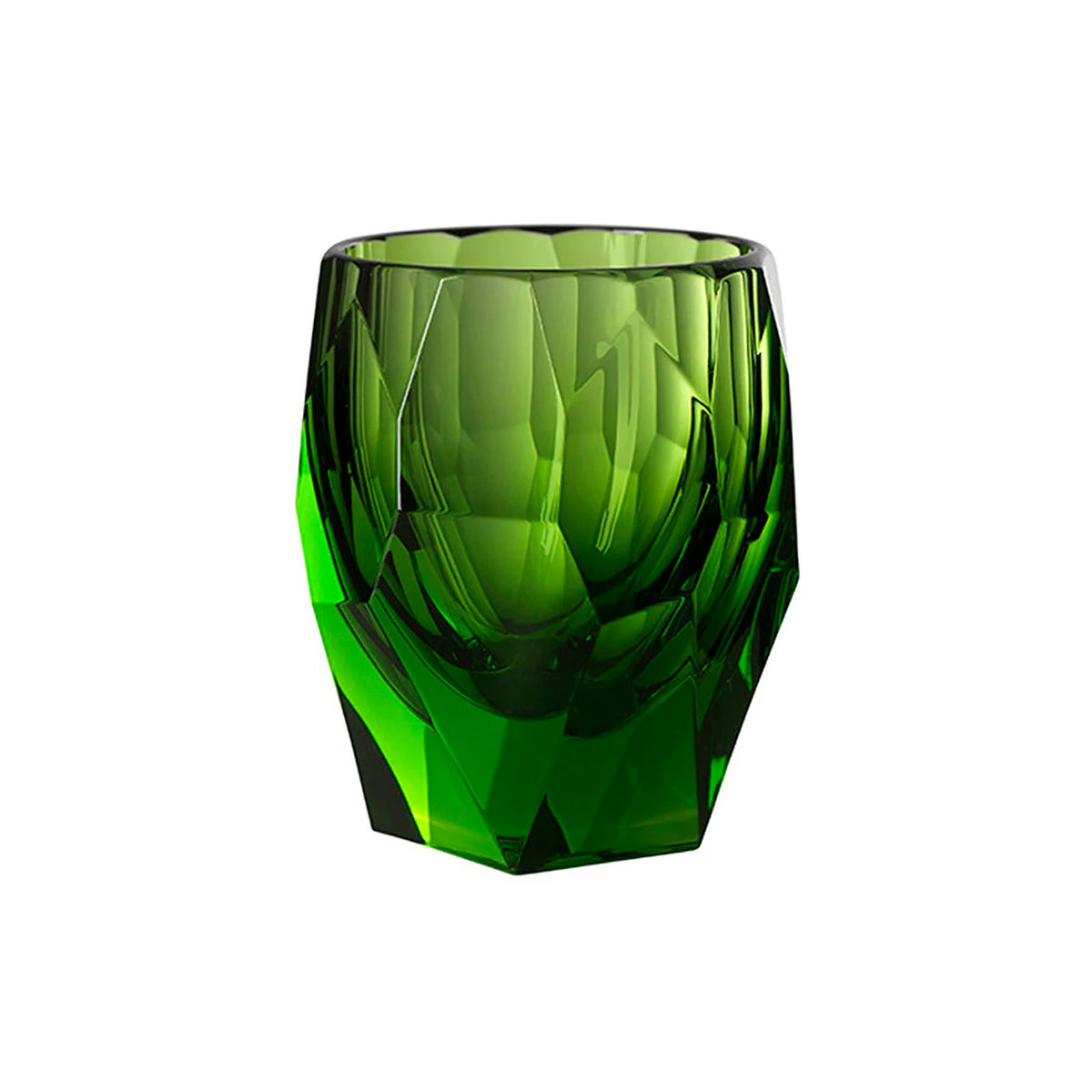 Acrylic Green Milly Tumbler