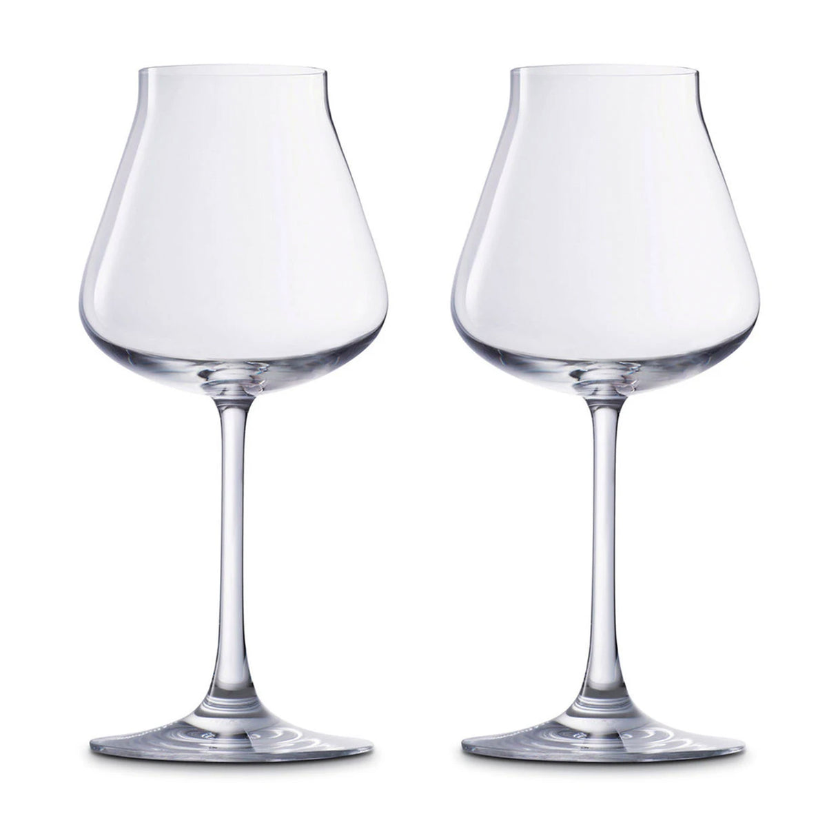 Chateau Red Wine Glasses, Set of 2