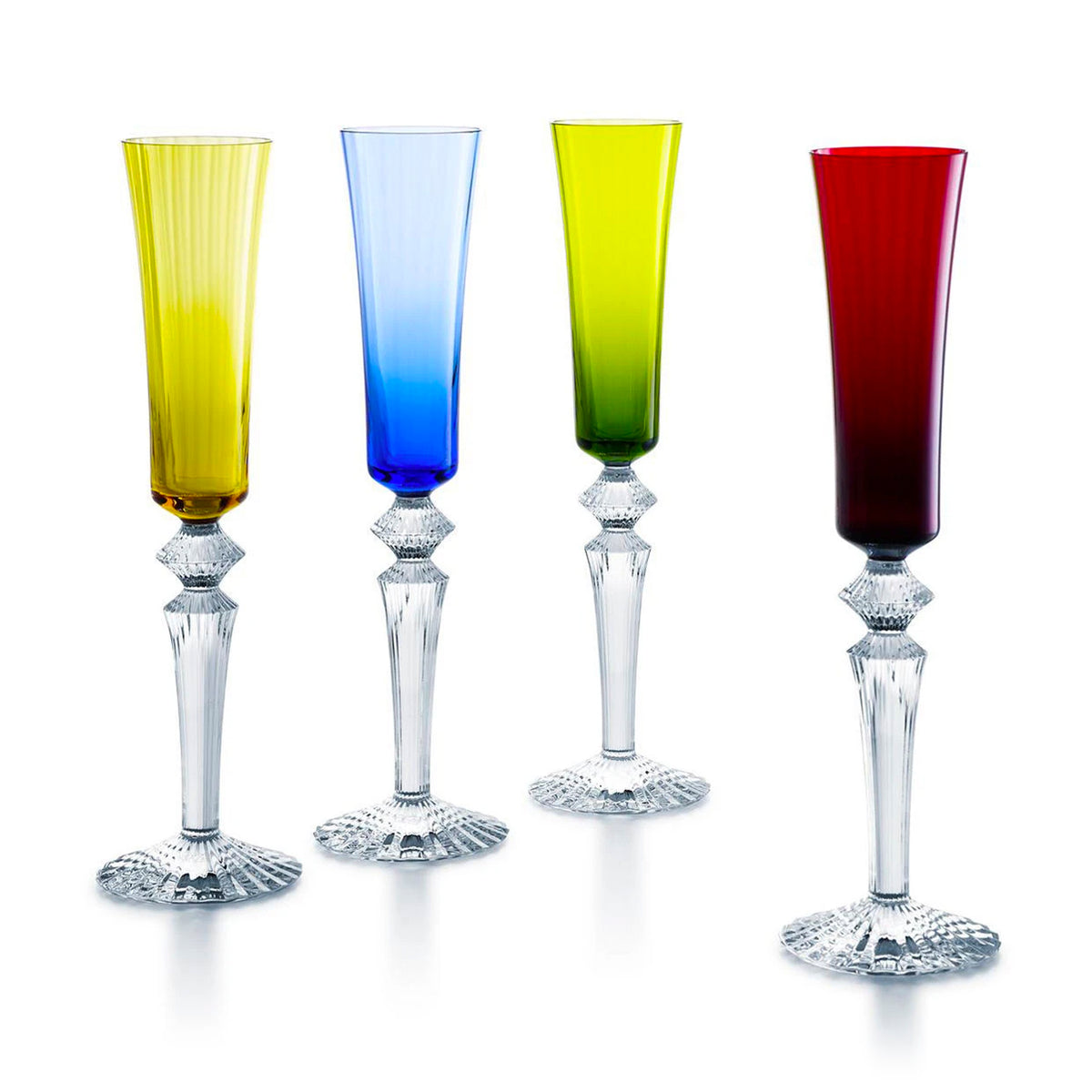 Mille Nuits Flutissimo, Set of 4