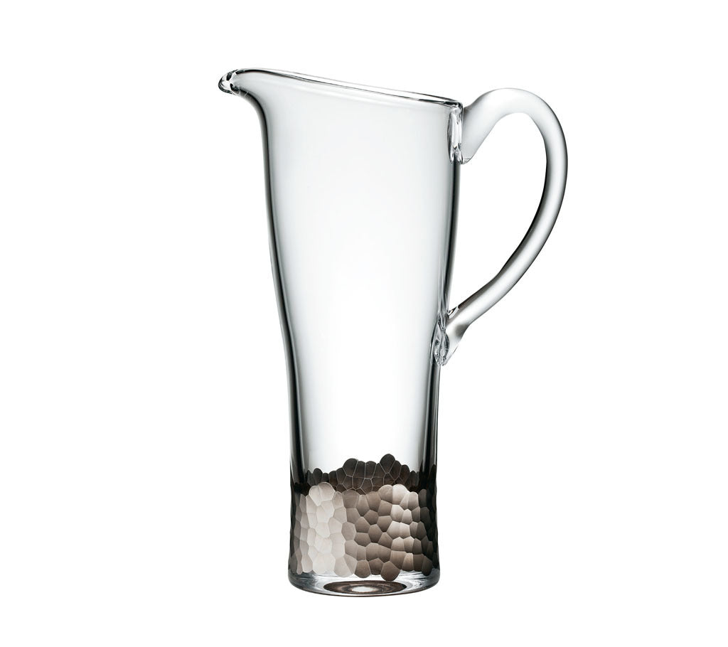 Paillette Pitcher in Platinum