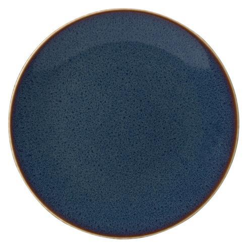 Art Glaze - Pressed Mulberry Dinner Plate