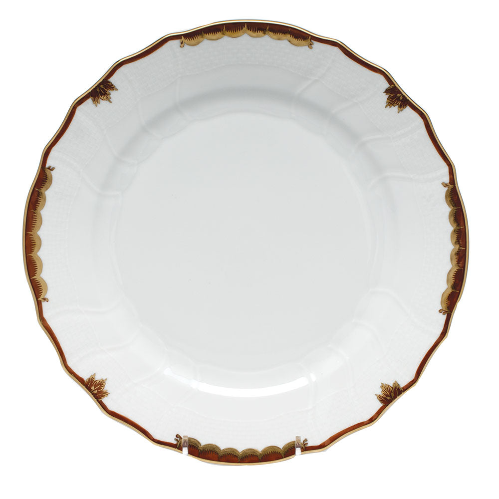 Princess Victoria Brown Dinner Plate