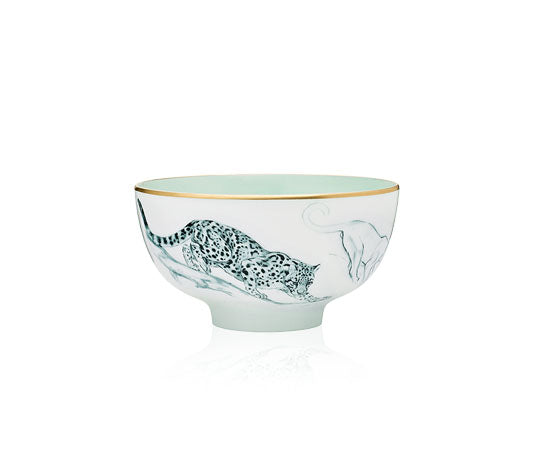 Carnets d'Equateur Felines Medium Bowl