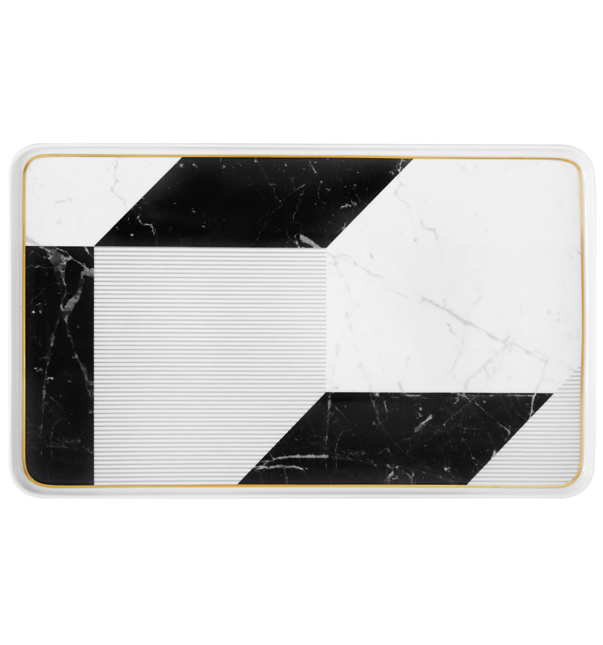 Carrara Large Rectangular Platter