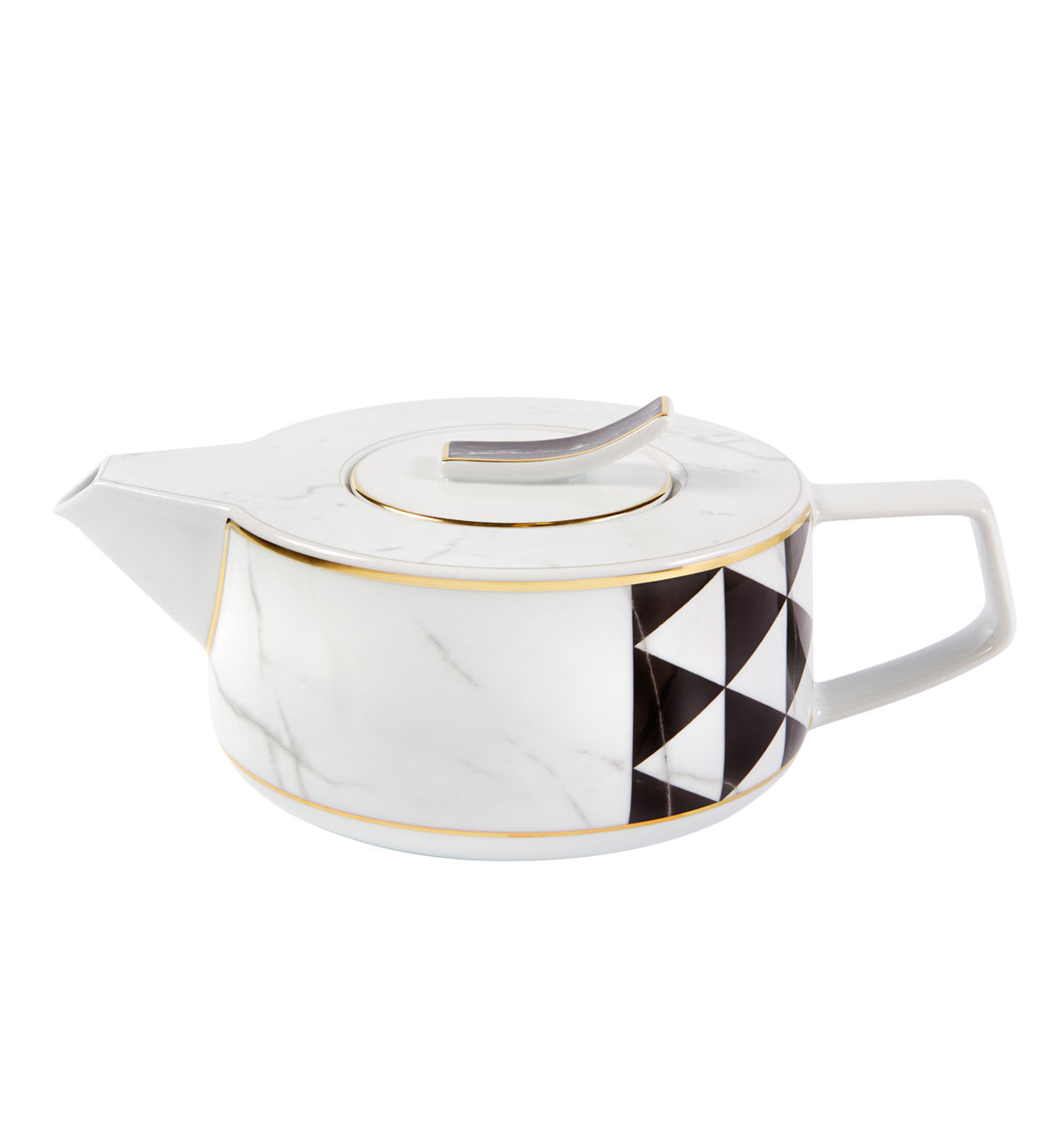 Carrara Tea Pot