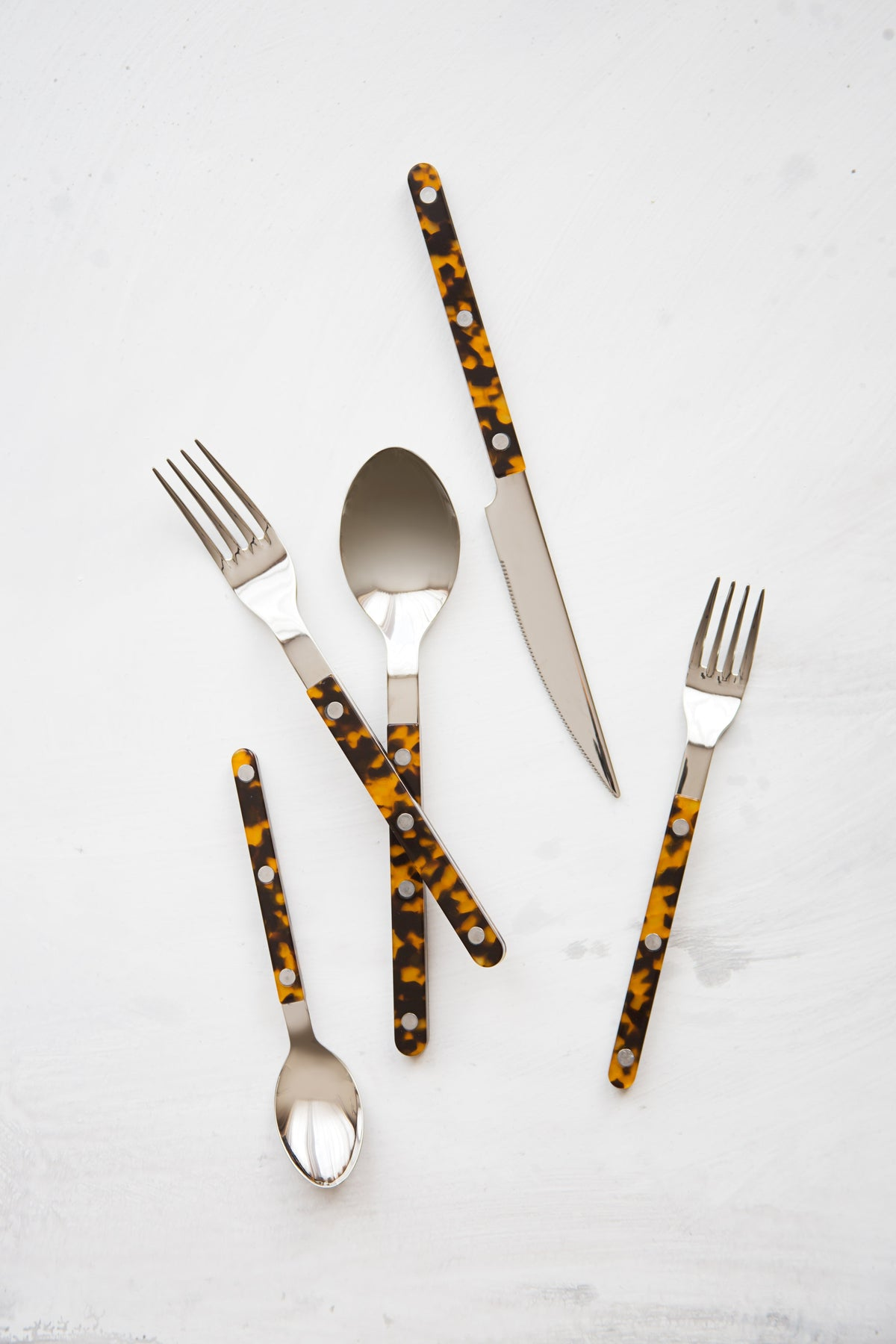 Bistro Brillant Tortoise Serving Set