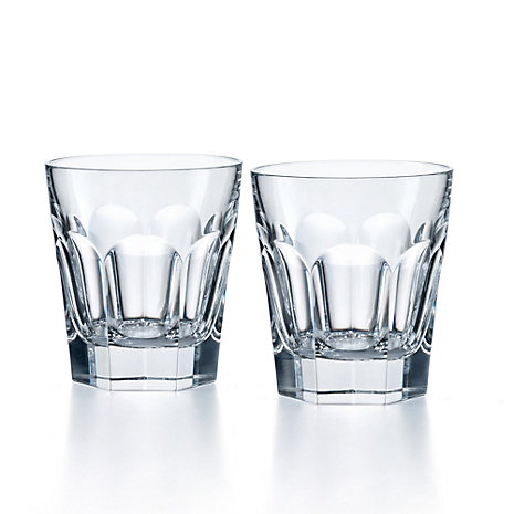 Harcourt Crystal Old Fashioned, Set of 2