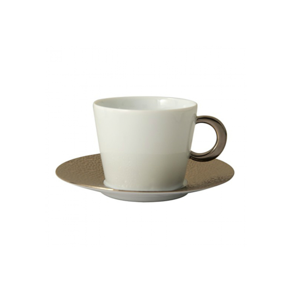 Ecume Platinum Tea Cup