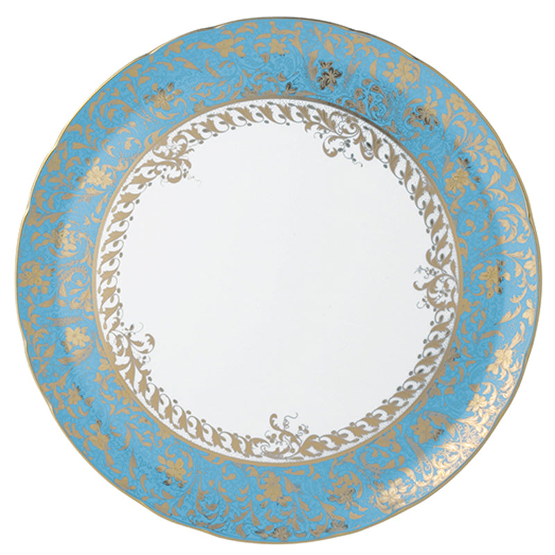 Eden Turquoise Charger Plate
