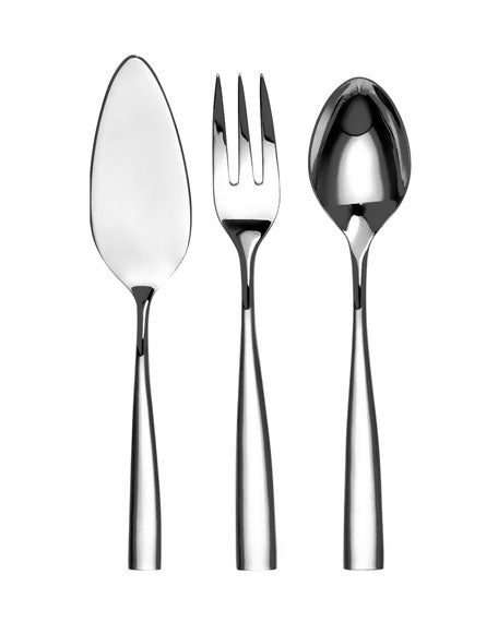 Silhouette Satin 4-Piece Hostess Set