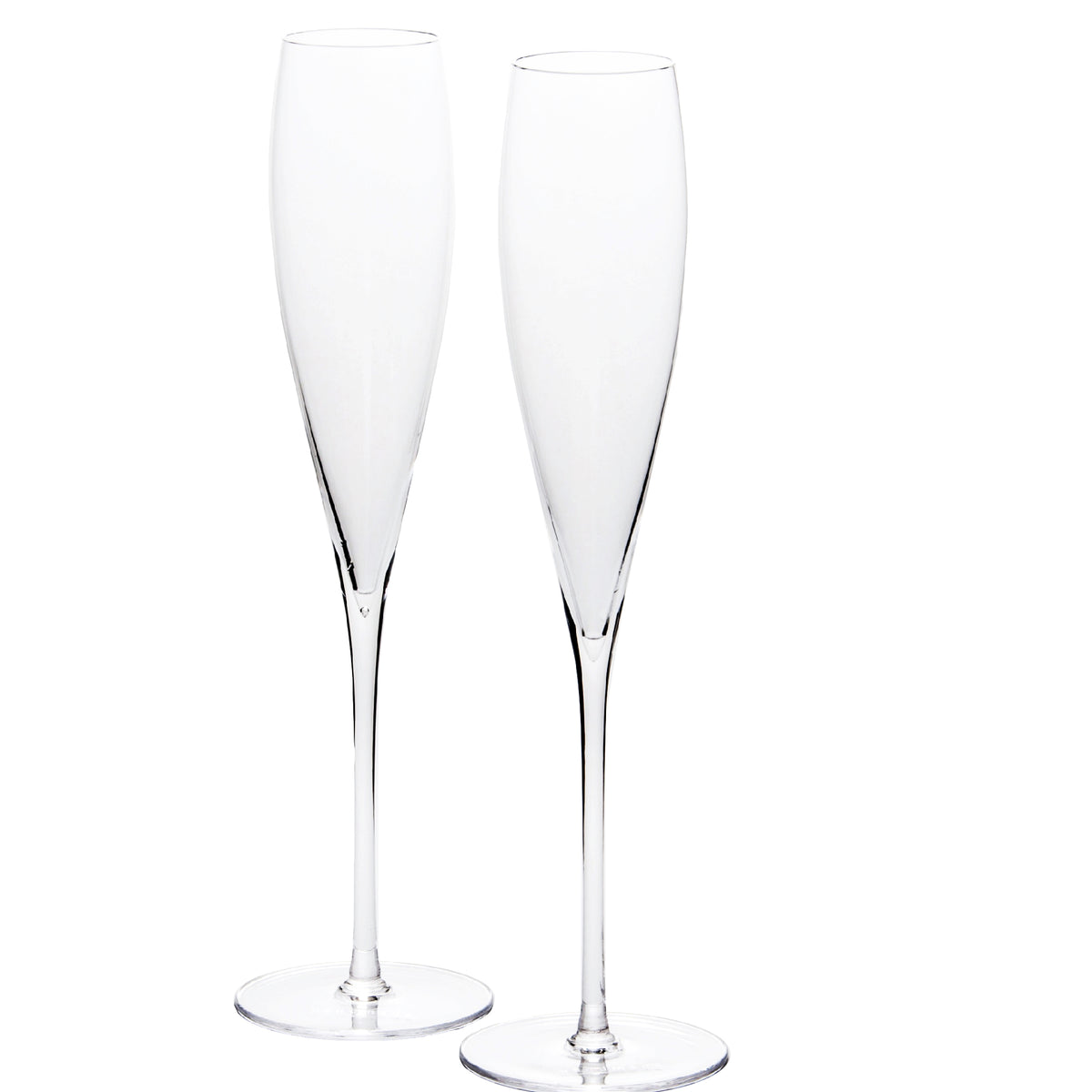 Set of 2 Savoy Champagne Flutes