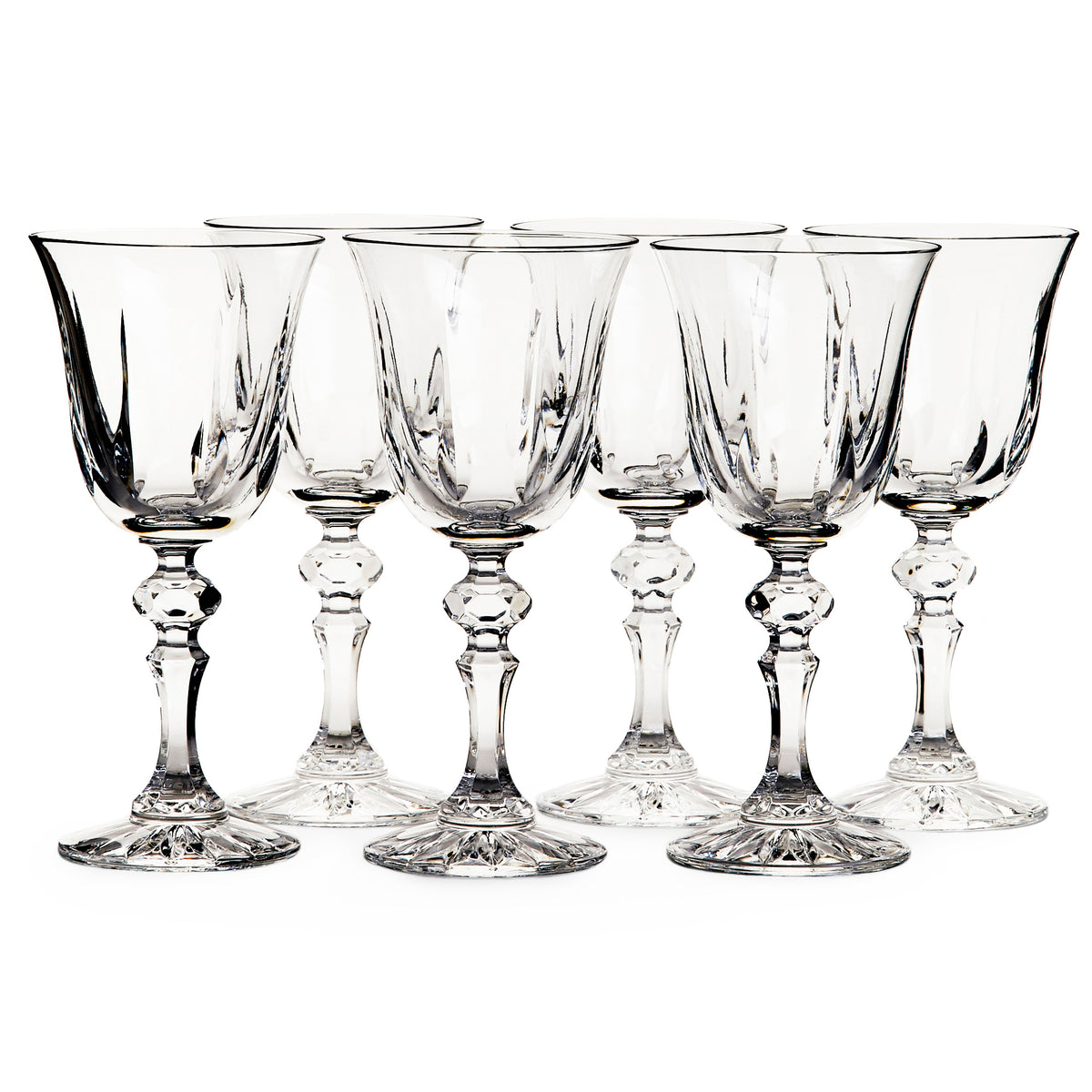 Set of 6 Medium Olga Glasses