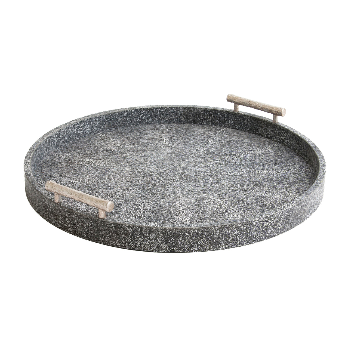 Doris Large Grey Tray