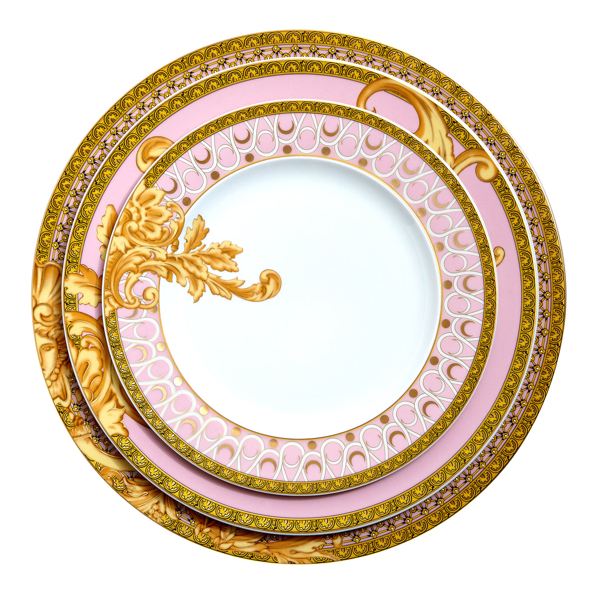 Byzantine Dreams Porcelain Salad Plate