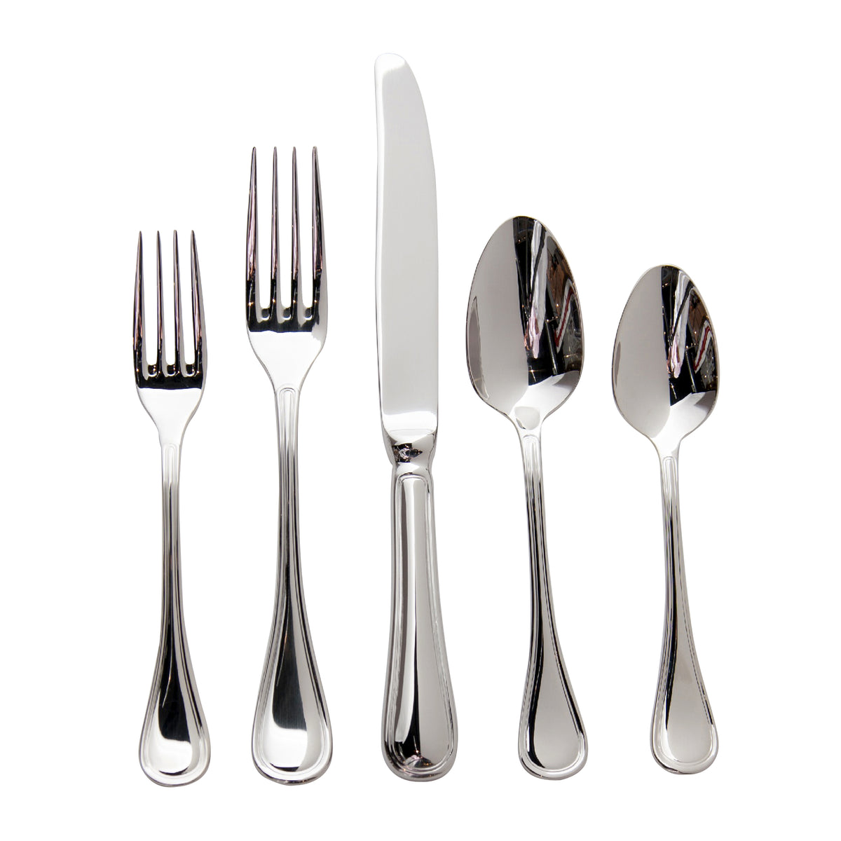Lyrique 5-Piece Stainless Flatware