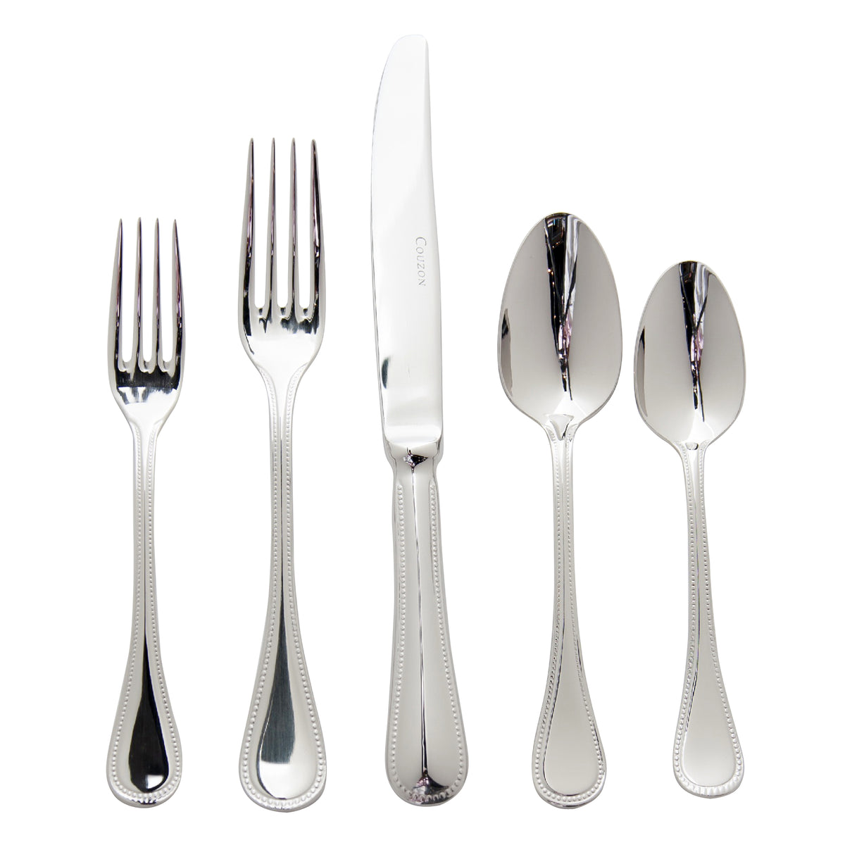 Le Perle 5-Piece Stainless Flatware