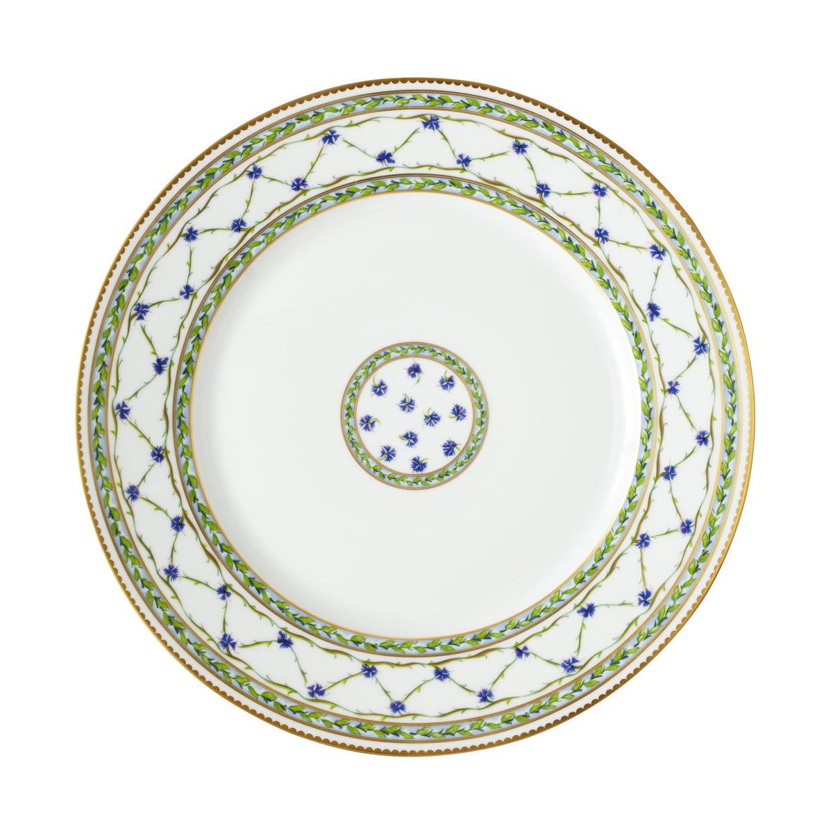 Allee Royale Porcelain Dinner Plate
