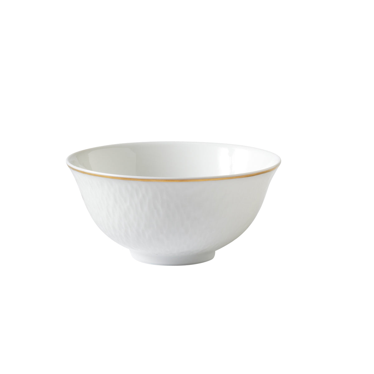 Mineral Gold Chinese Porcelain Small Bowl