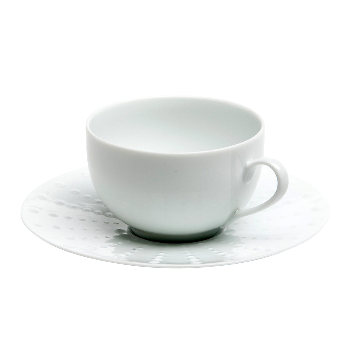 Sania Tea Porcelain Cup and Saucer
