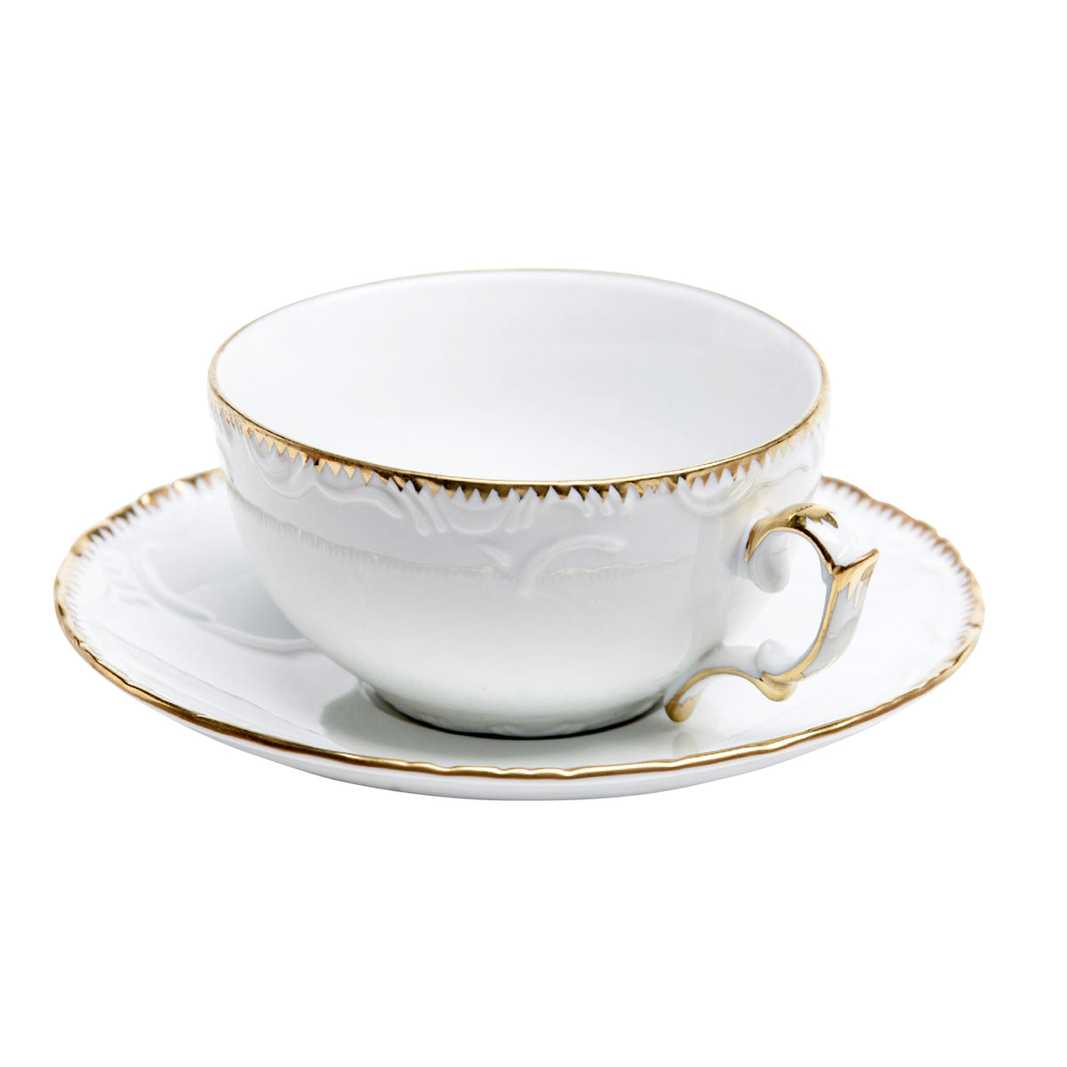 Simply Anna Tea Cup and Saucer