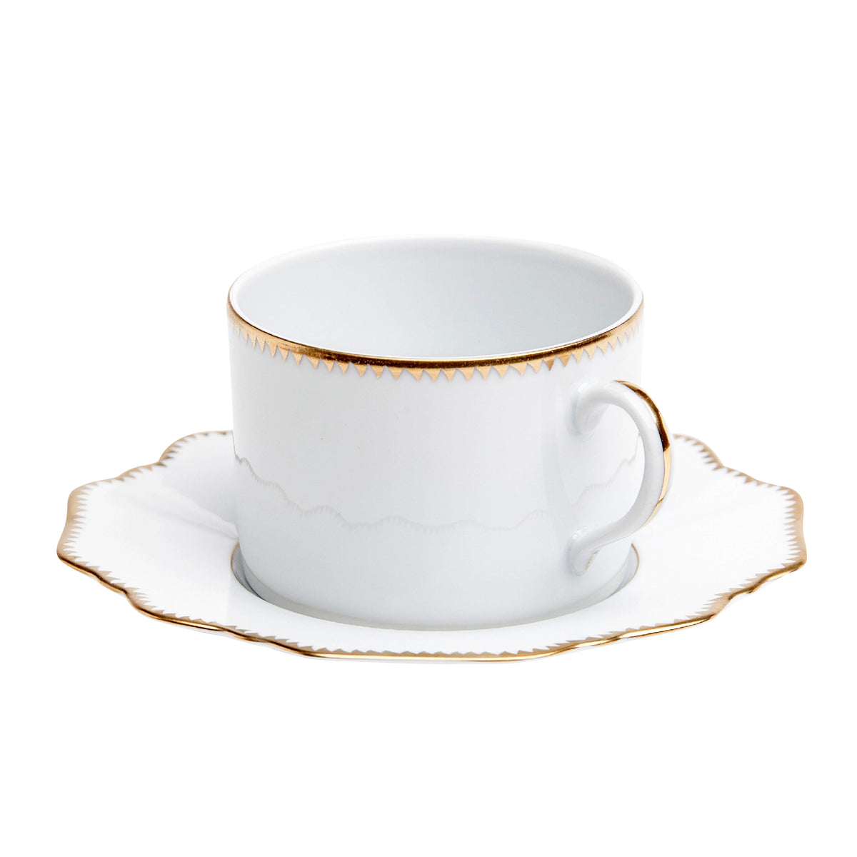 Simply Anna Antique Tea Cup and Saucer