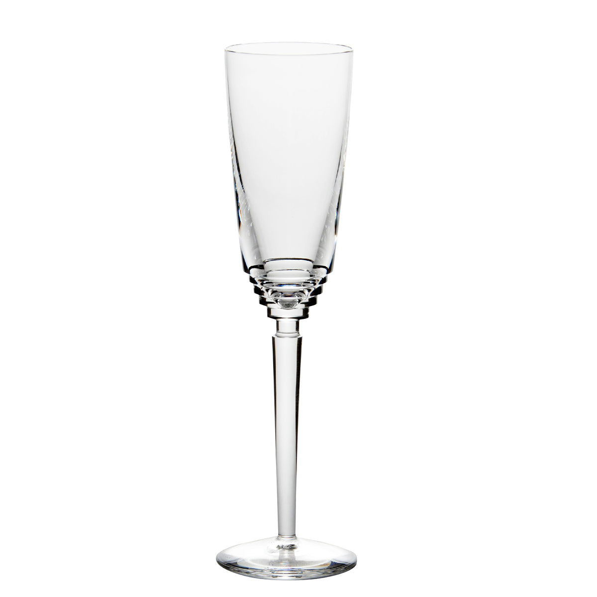 Oxymore Crystal Champagne Flute