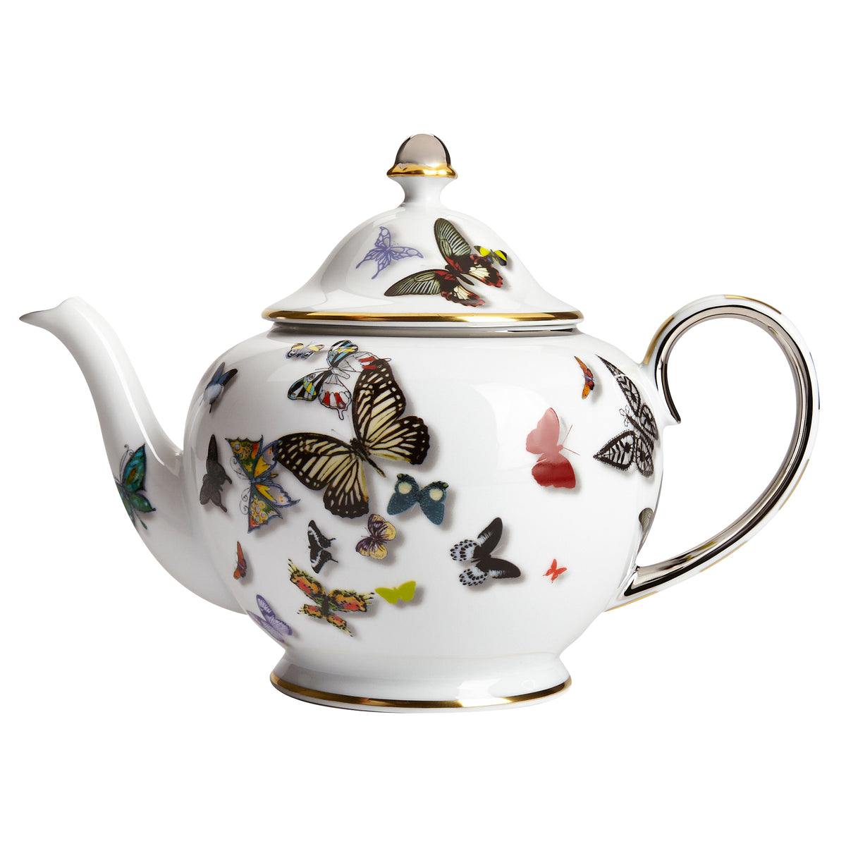 Butterfly Parade Tea Pot