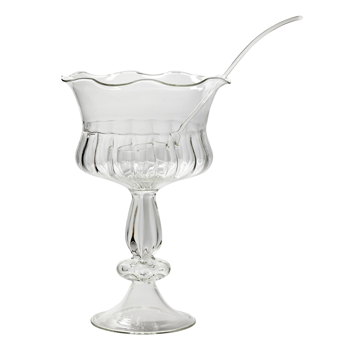 Punch Bowl with Raluca Ladle