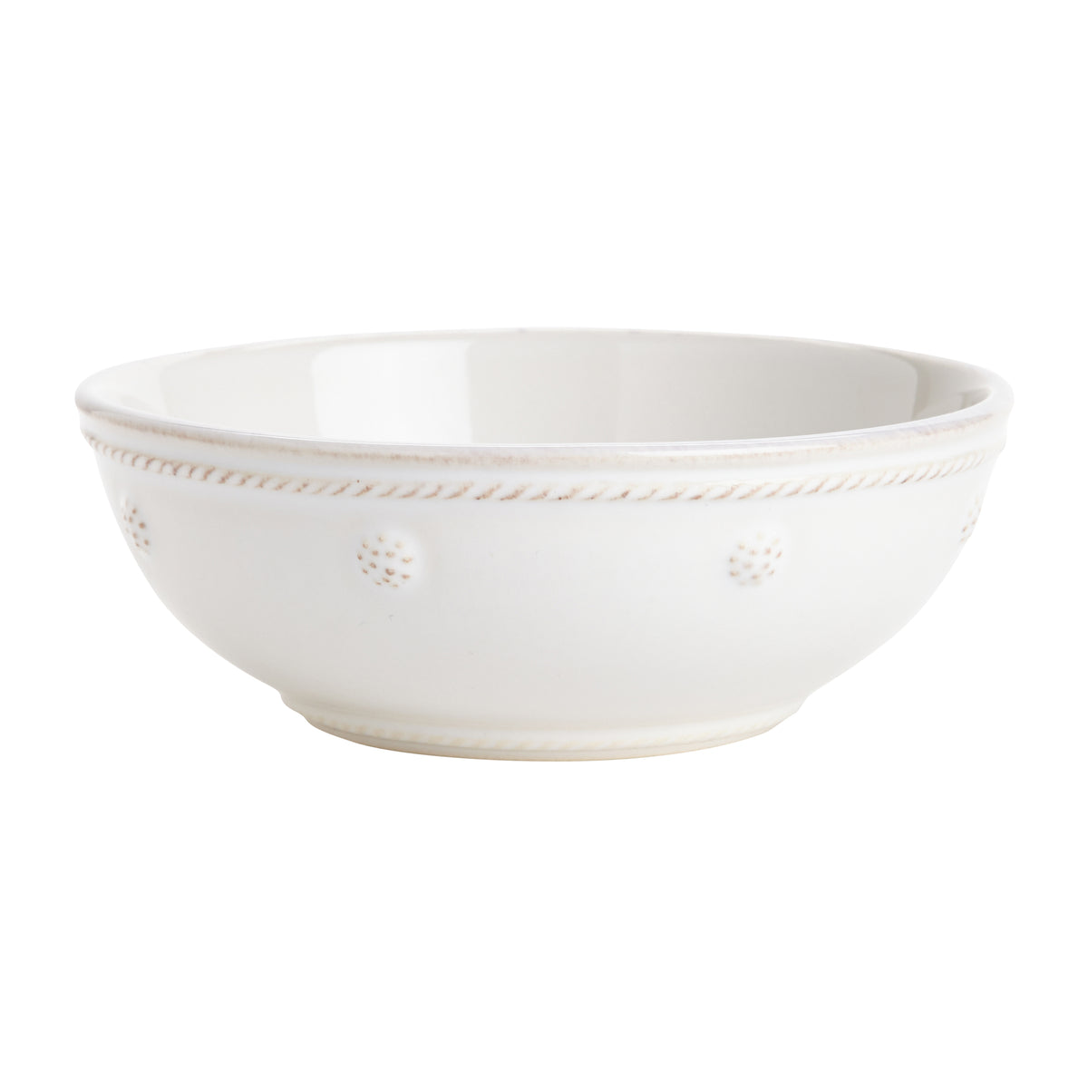Berry and Thread White Small Coupe Bowl