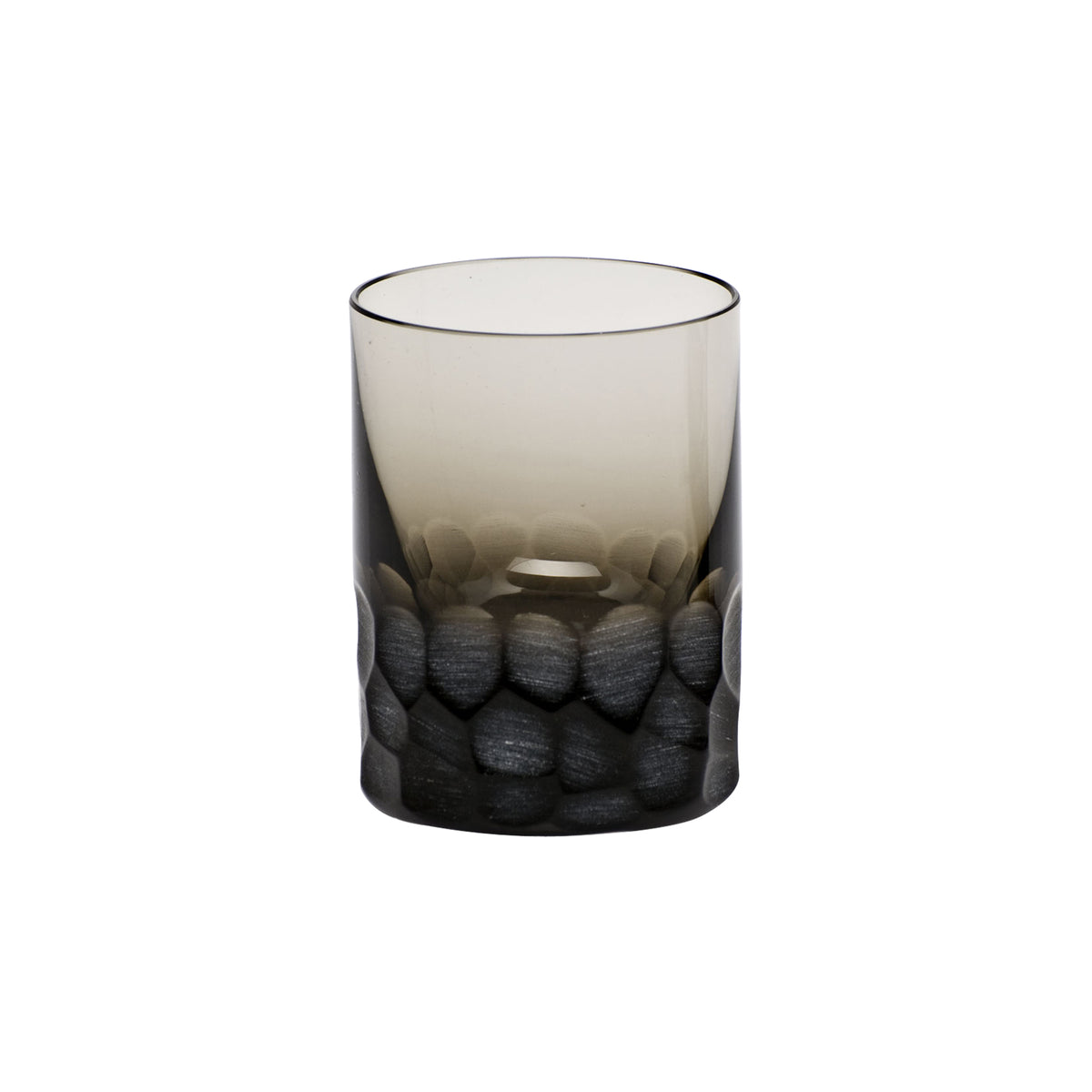 Smoke Pebbles Shot Glass