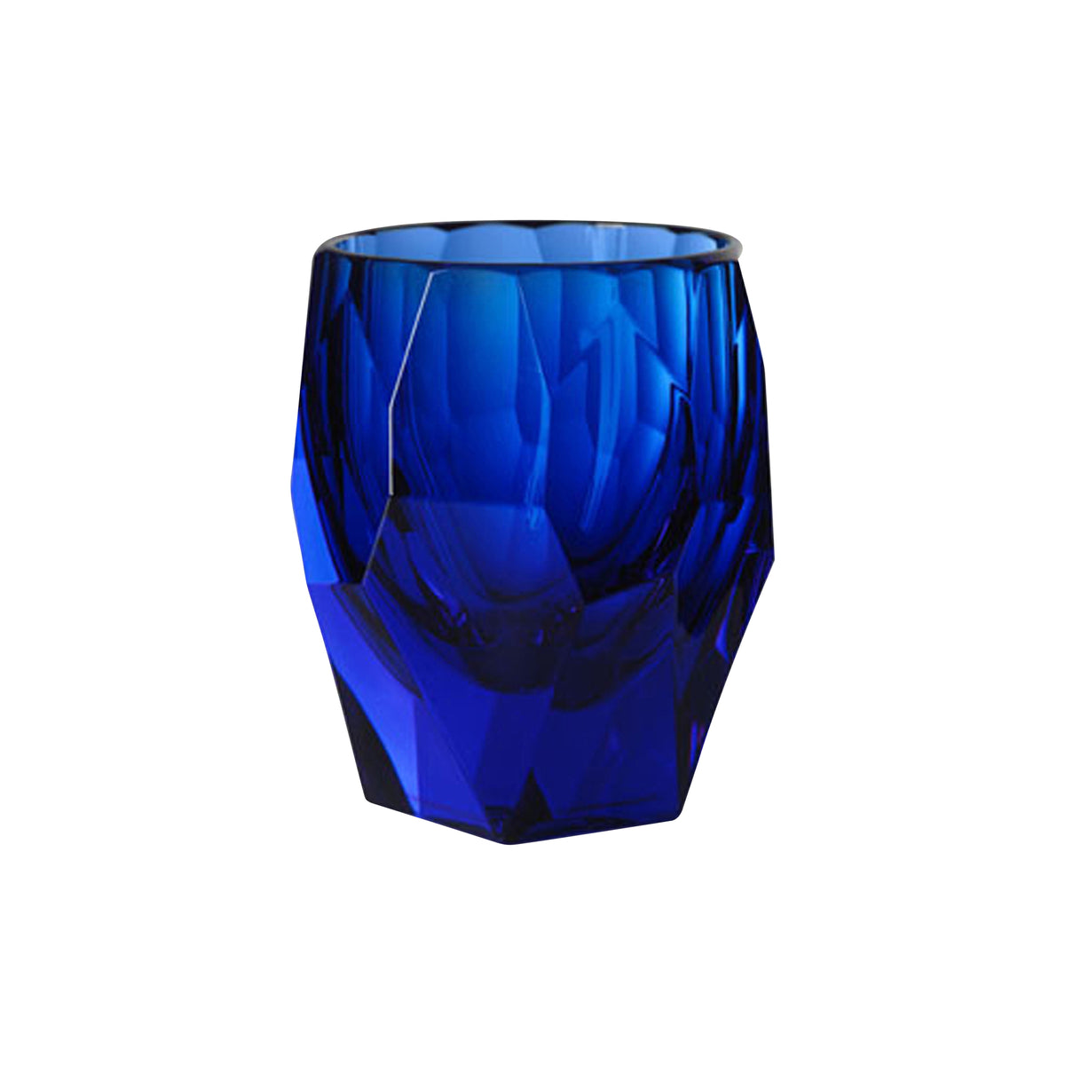 Acrylic Blue Milly Tumbler
