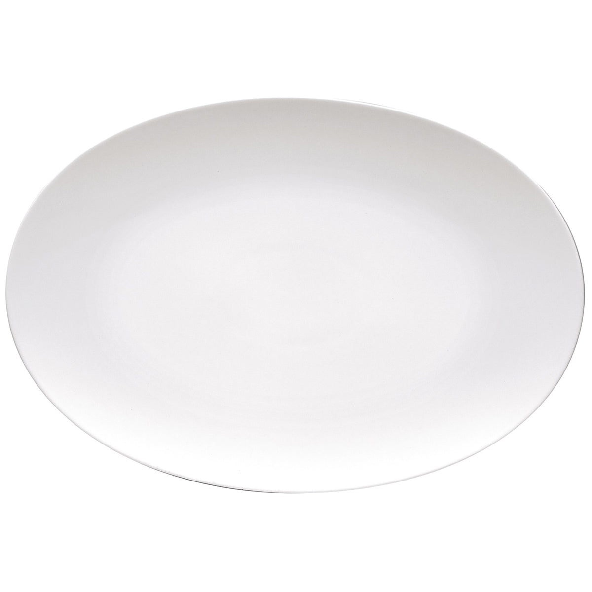 Tac 02 White Porcelain Platter Large