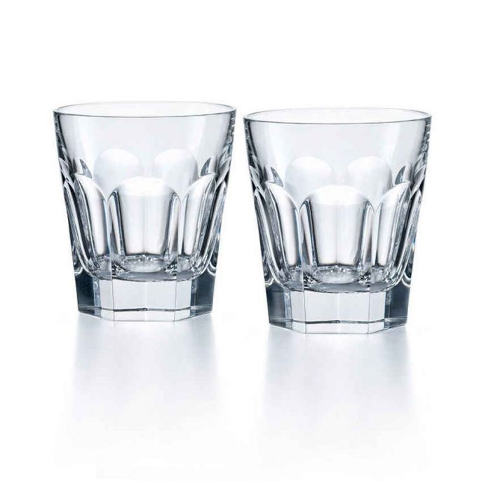 Harcourt Double Old Fashioned, Set of 2