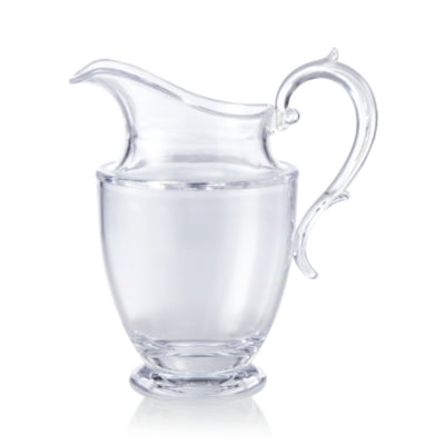 Federica Clear Pitcher