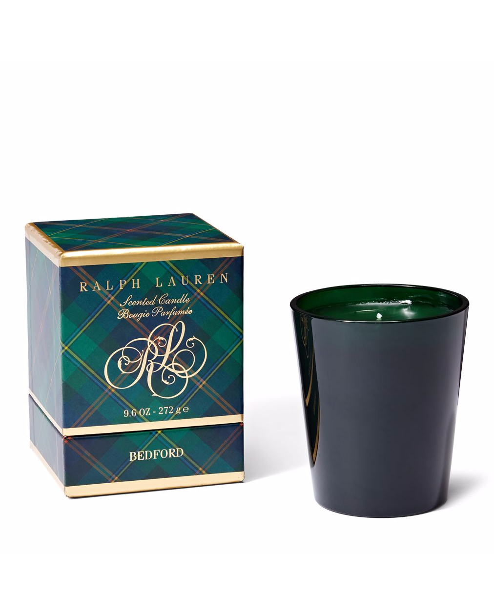 Bedford Holiday Single Wick Candle