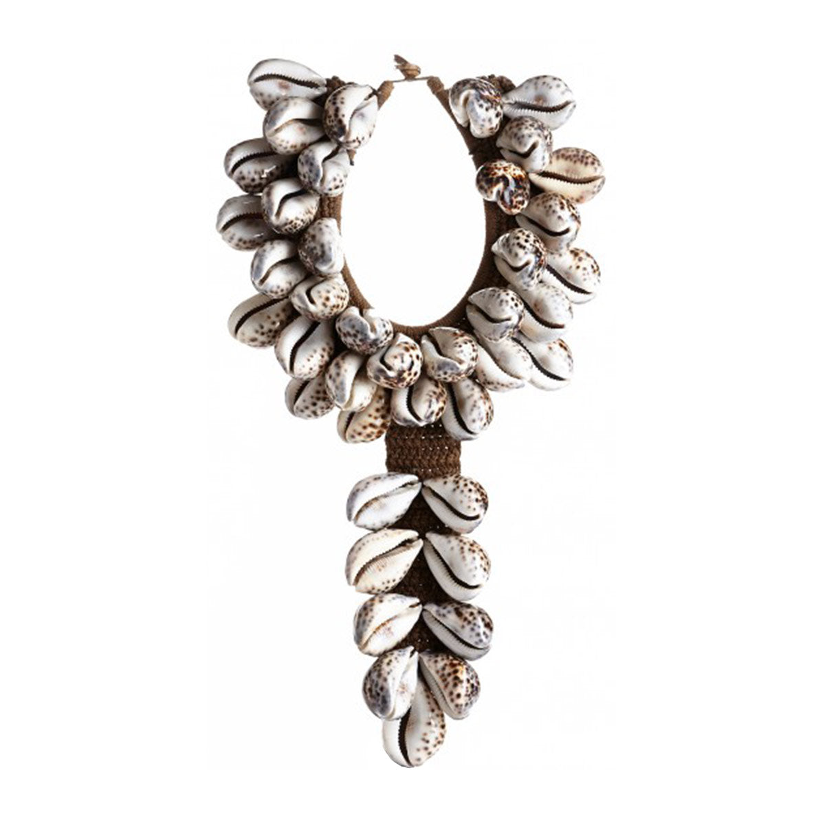 French Shell Necklace