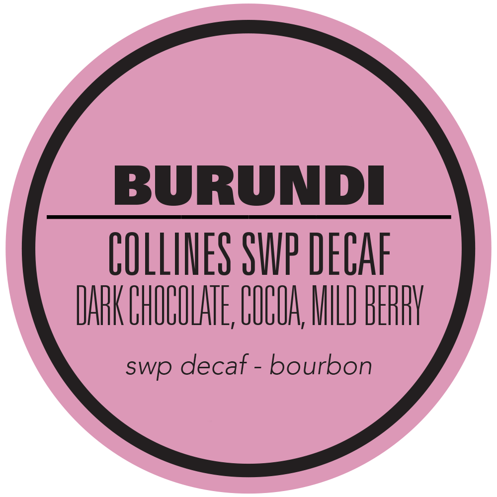 Load image into Gallery viewer, Burundi Collines SWP Decaf